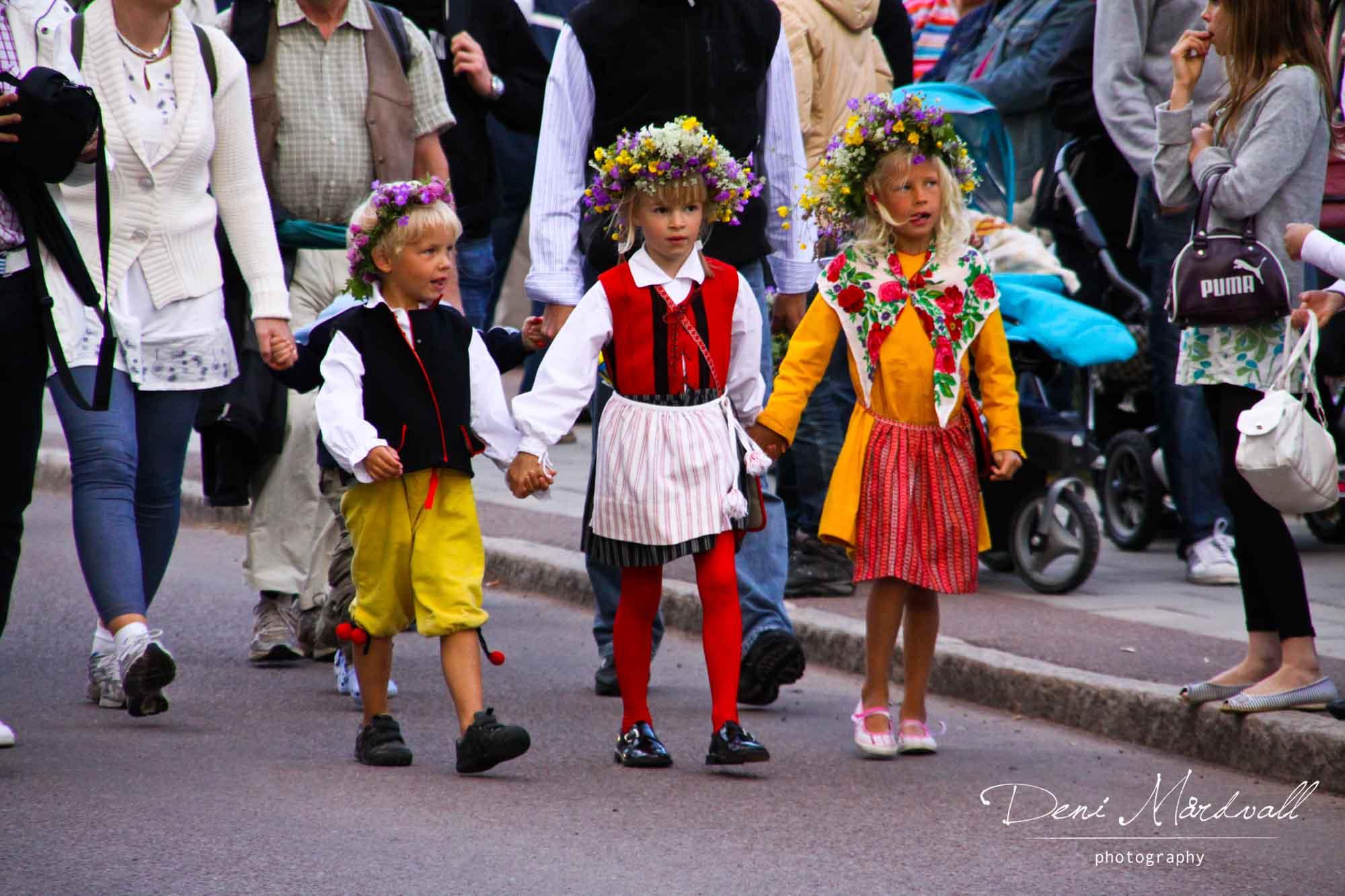 Travel theme – tradition (Swedish Midsummer celebration ... - photo#42