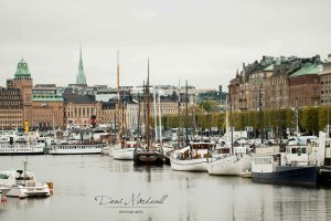 Early May in Stockholm