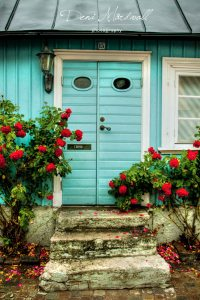 Houses Doors Collection from Gotland