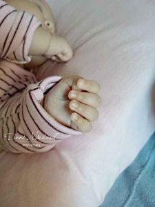 Saat Baby A Sakit