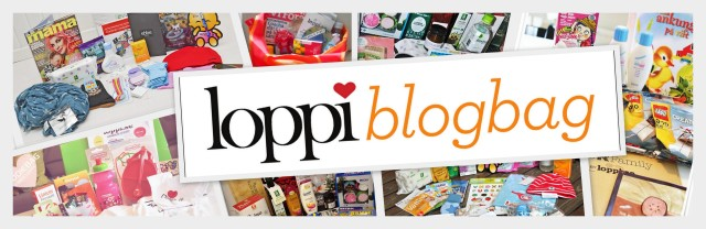Loppi Blog Bag (again)