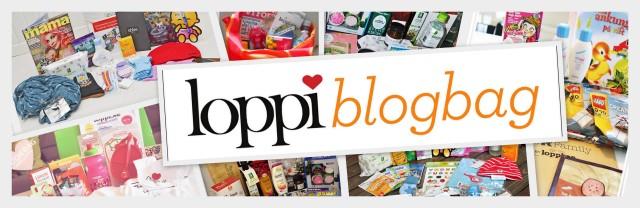 Loppi Blog Bag (again)