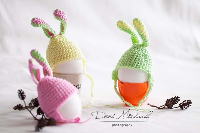 Bunny Egg Cover